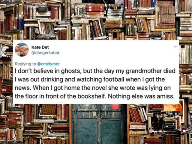 Interesting Ghost Stories (23 pics)