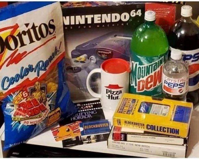 Your Daily Dose Of Nostalgia (43 pics)