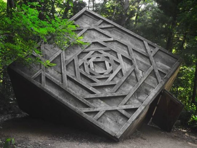 Found In The Woods (40 pics)