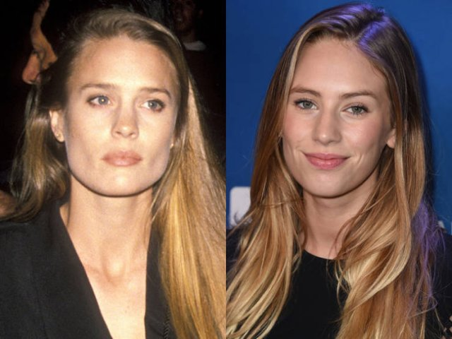 Celebrity Kids And Their Famous Parents At The Same Age (21 pics)
