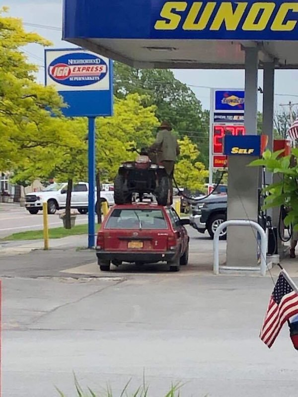 Only in America (25 pics)