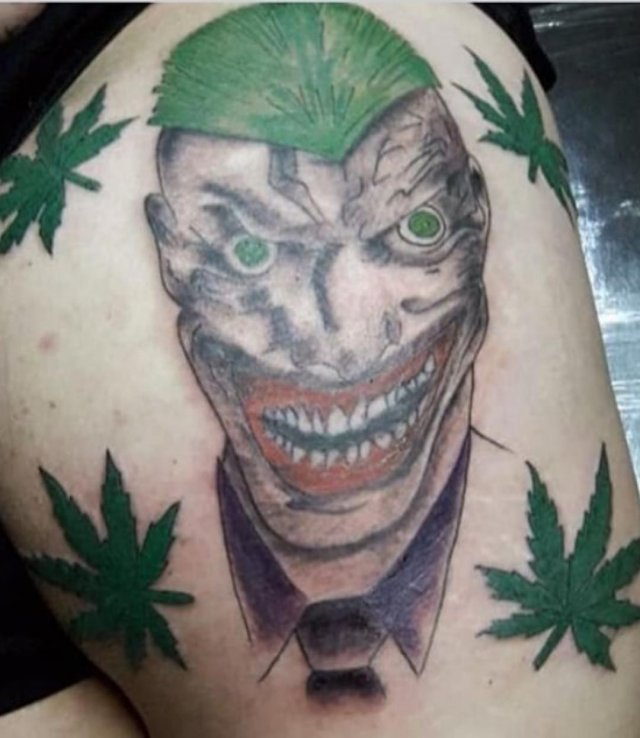 Crazy Tattoos (24 pics)