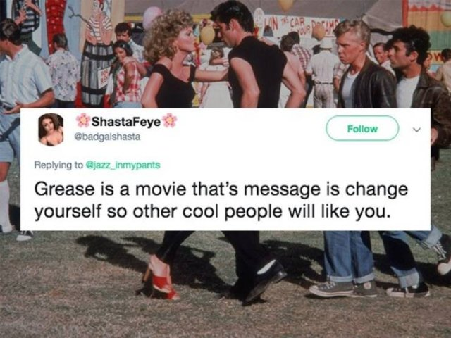 Movies That Keep Bothering People (20 pics)