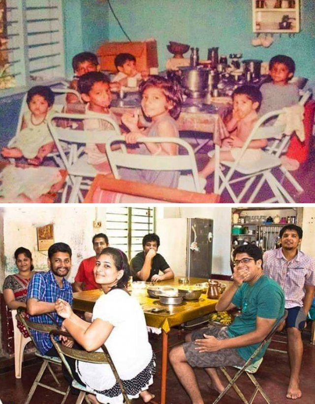 Then And Now (26 pics)