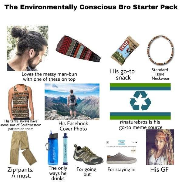 There Is A Starter Pack For Anything (32 pics)