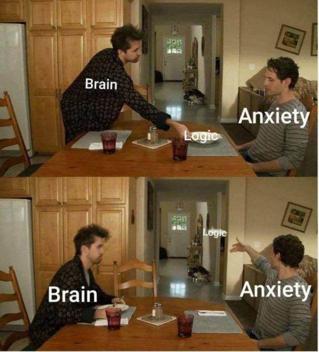 Depression Memes (55 pics)