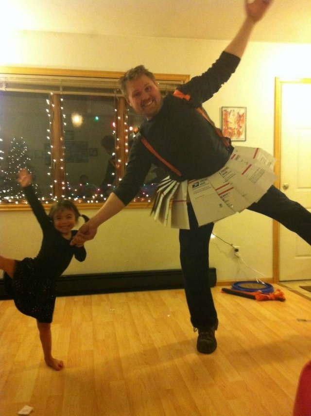 These Dads Are Heroes (26 pics)