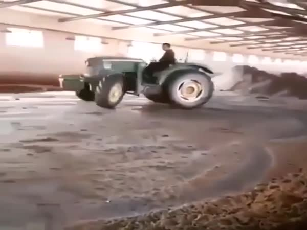 Meanwhile Russian Farmers