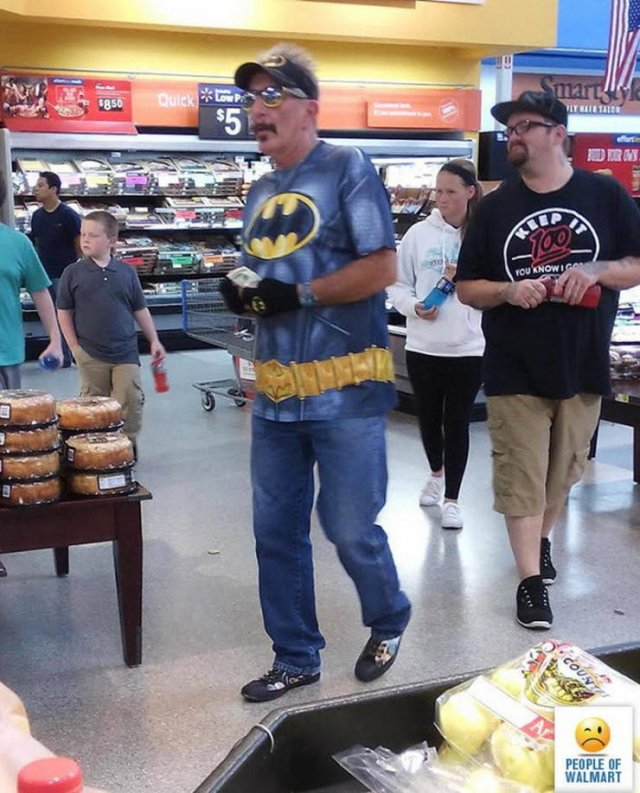 Only In Walmart (42 pics)