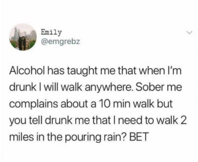 Alcohol Stories (18 pics)