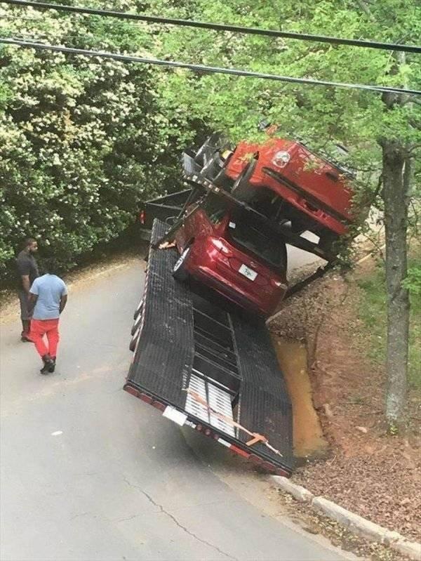 Car Fails (28 pics)