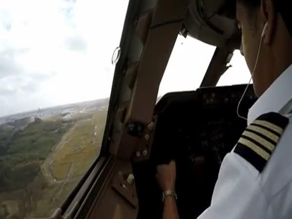 Landing During Crosswinds