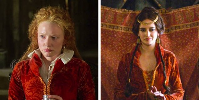 The Same Costumes Used In The Movies (14 pics)