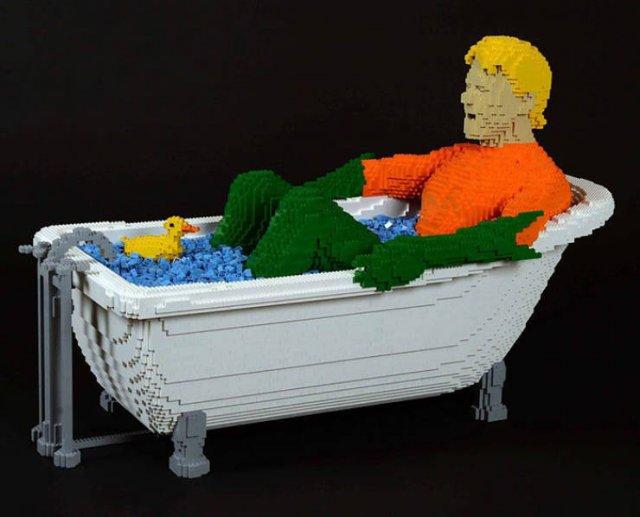 Great LEGO Creations (40 pics)