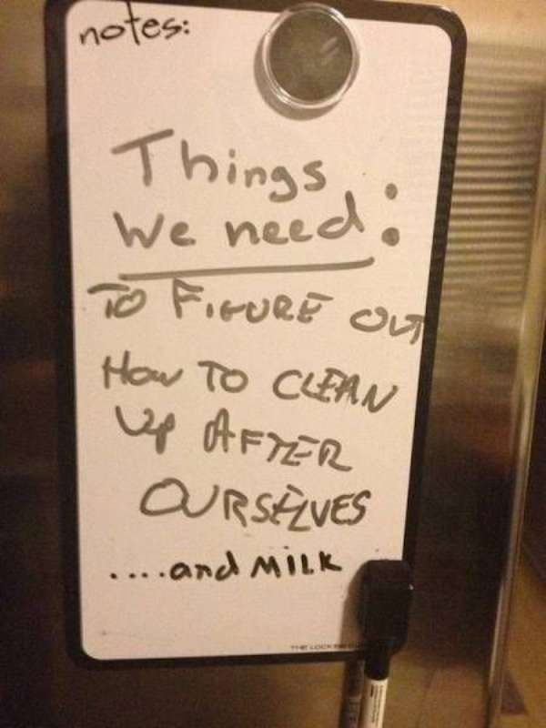 Living With Roommates Is Difficult But Fun (28 pics)