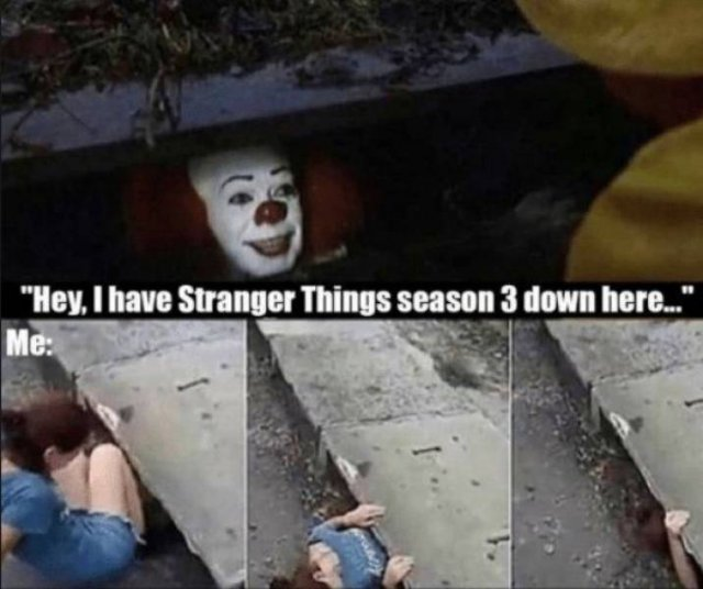 """""""Stranger Things"""" Memes (32 pics)"""