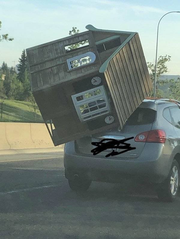 It's Not So Smart (25 pics)