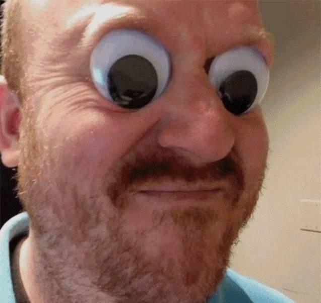 Googly Eyes (53 pics)