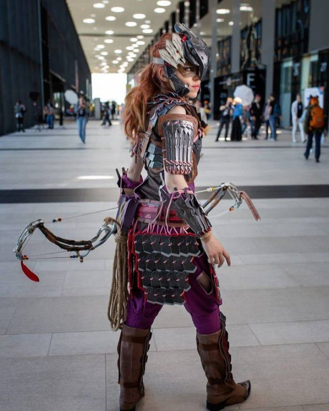 Cosplay At Starcon Russia 2019 (49 pics)