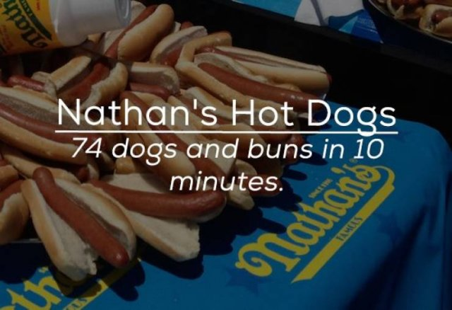 Try To Beat These Records By A Competitive Eater Joey Chestnut (21 pics)