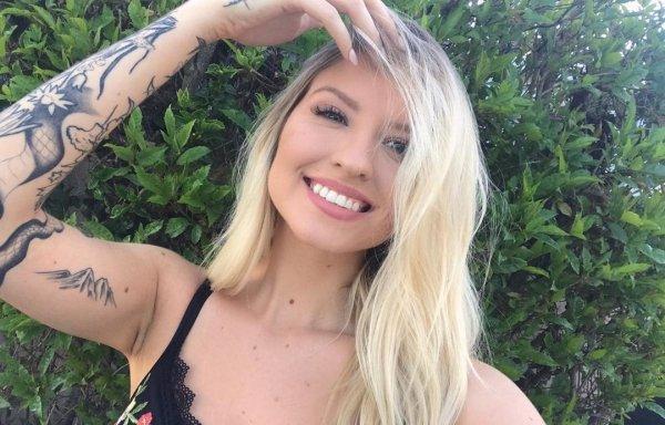 Beautiful Girls With Beautiful Tattoos (50 pics)