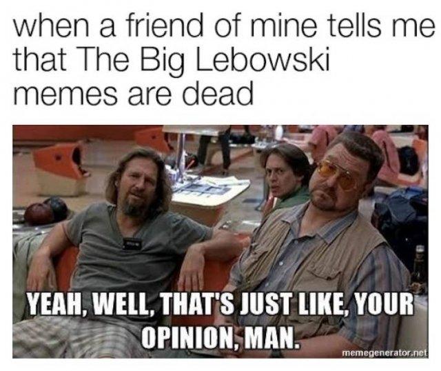 Big Lebowski Is Everywhere (35 pics)