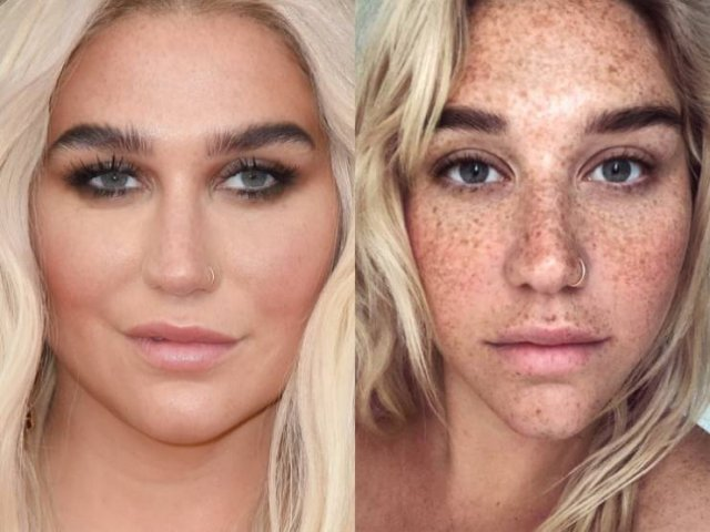 Singers Without Makeup (31 pics)