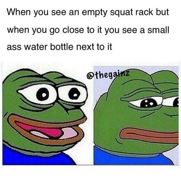 Gym Memes (26 pics)