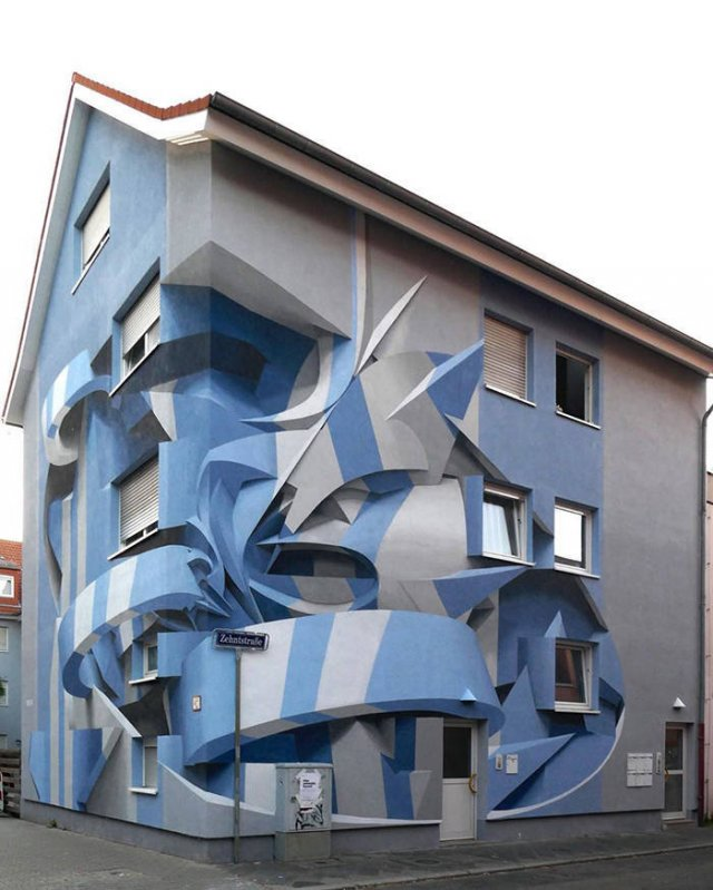 Awesome Street 3D Art (15 pics)