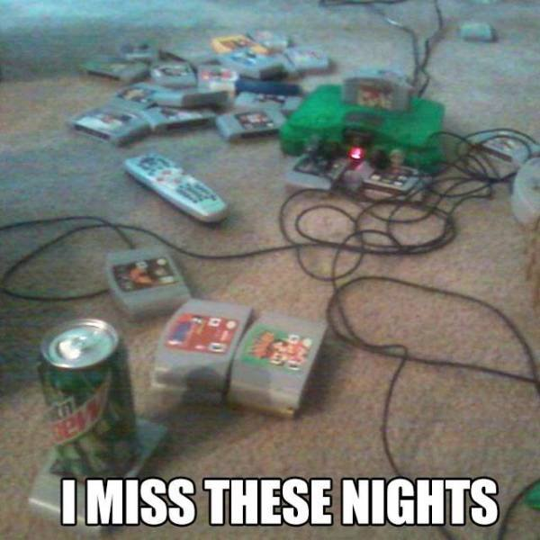 Nostalgia Here We Go (26 pics)