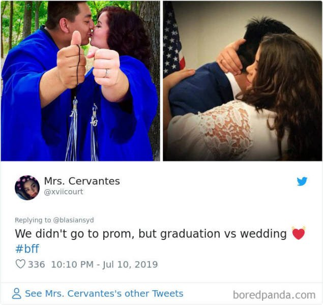 When Prom Goes All The Way To The Wedding (31 pics)
