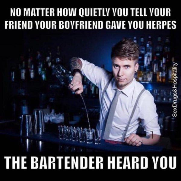 Memes About Server's Life (40 pics)