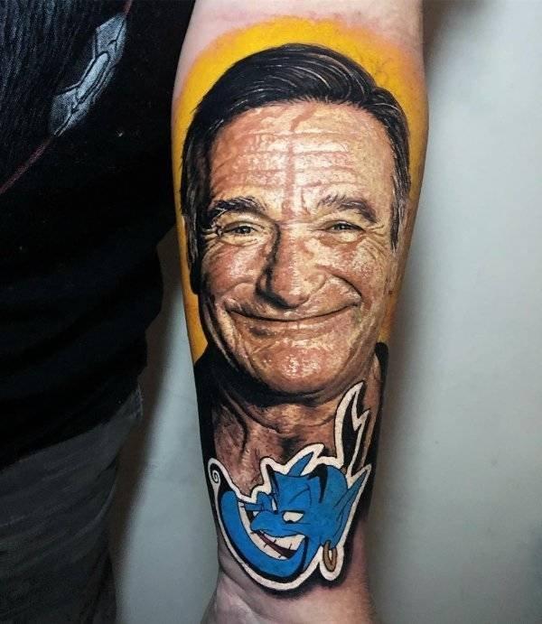 Hyper-Realistic Tattoos (53 pics)