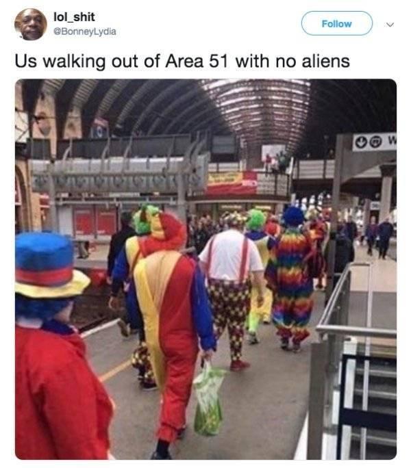 """Area 51"" Raid Memes (34 pics)"