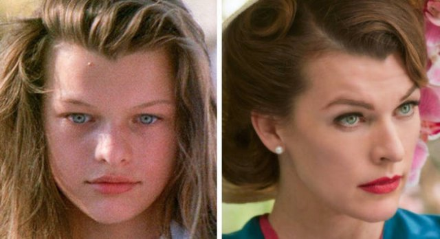 How Actors And Actresses Change Between Their First And Latest Roles (15 pics)