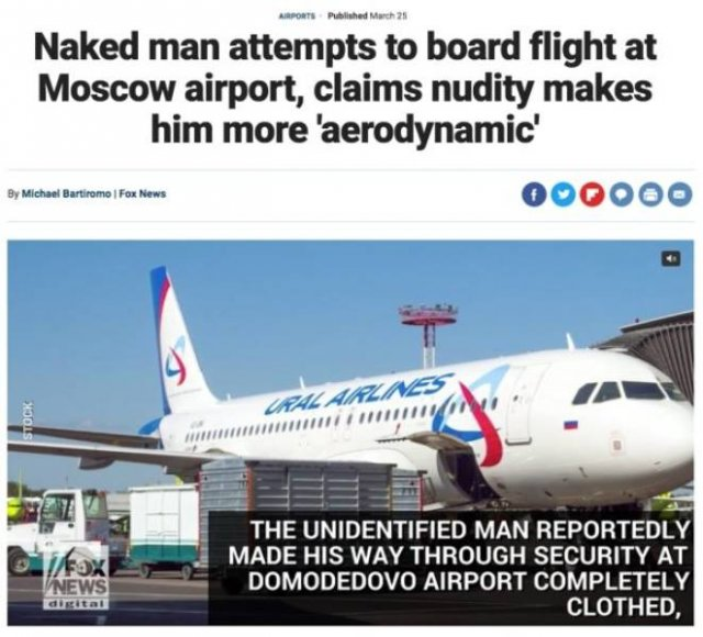 Believe It Or Not But These News Headlines Are Real (30 pics)