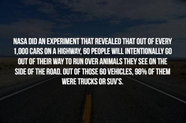 Creepy Facts (17 pics)