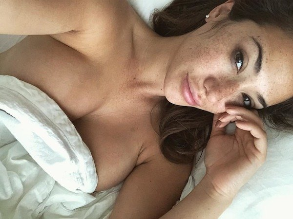 Girls With Freckles (32 pics)