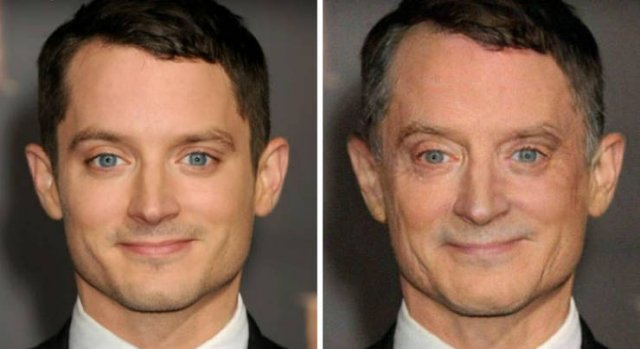 FaceApp Filter Can Make Anyone Look Old, Even Celebrities (30 pics)