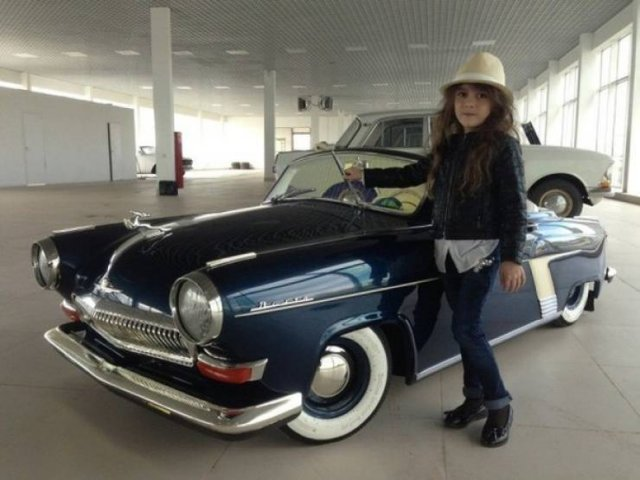 When Your Daughter Wants A New Car (10 pics)
