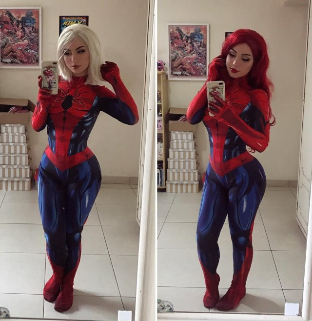 Maria Is One Of The Best Cosplayers Ever (37 pics)