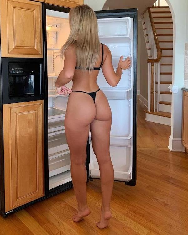 Look From Behind (50 pics)