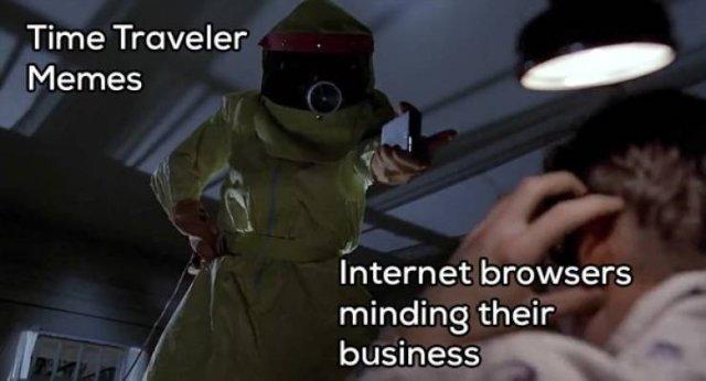 Time Travel Memes (25 pics)