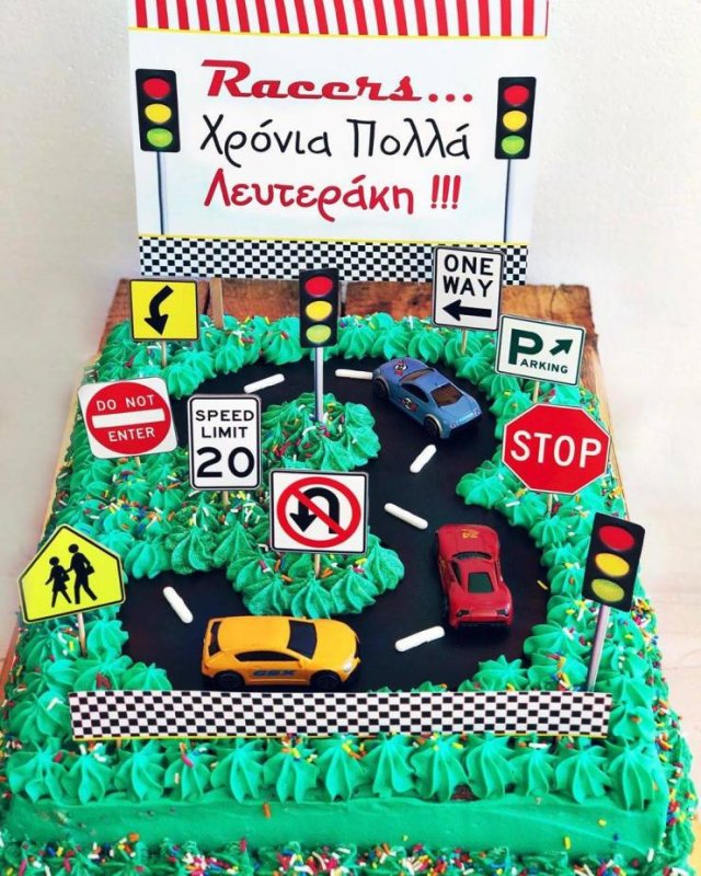 Awesome Cakes (24 pics)
