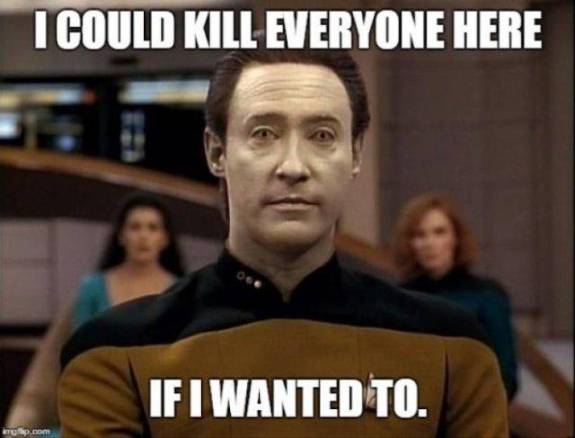 """Star Trek"" Memes (37 pics)"
