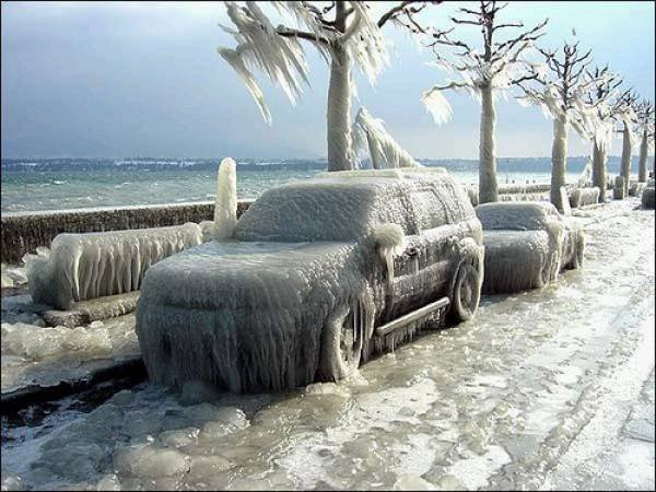 You Know Nothing About Extreme Weather (27 pics)