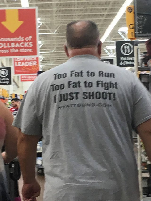 Trying To Be A Badass (40 pics)