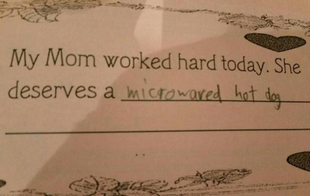 Moms Are The Best (23 pics)