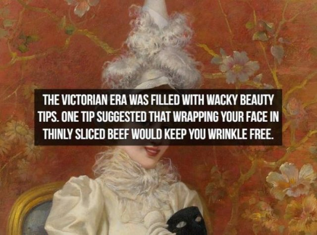 Facts About The Victorian Era (16 pics)
