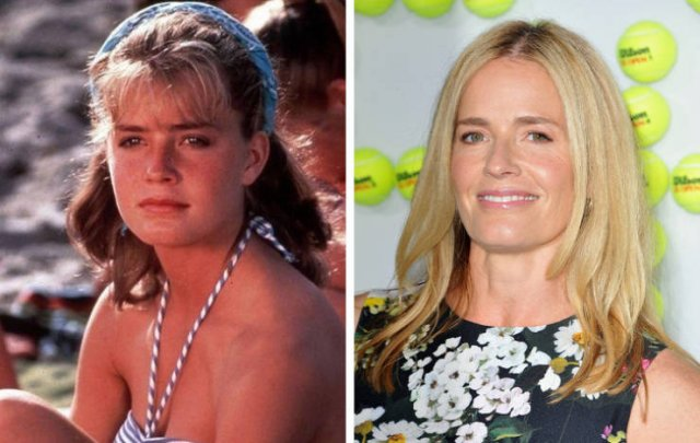 Actors Of Our Childhood Then And Now (21 pics)